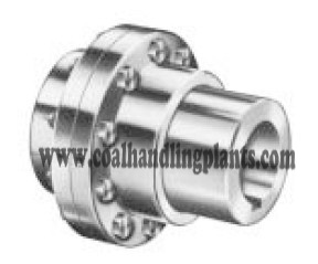 Gear coupling and their types - coal handling plants